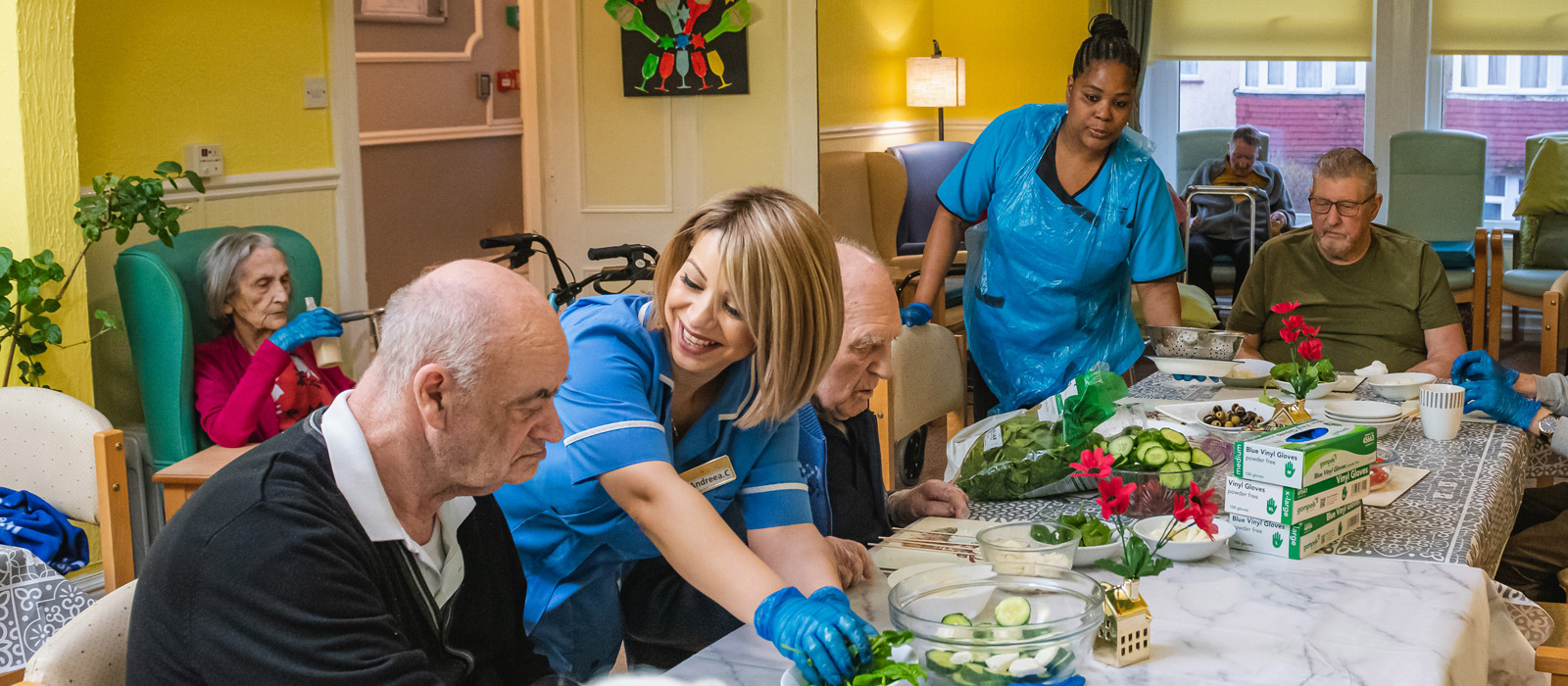 About Grafton Lodge Care Home, its owners and staff